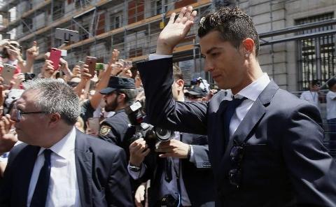 صحبت های تند و افشاگرانه رونالدو در دادگاه