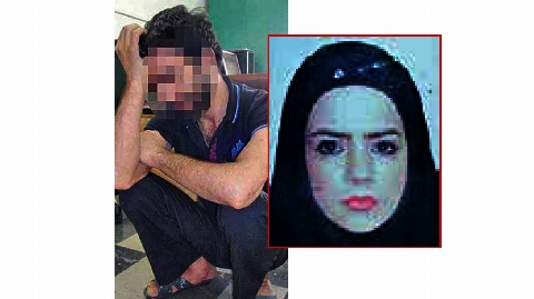 قتل وحشیانه نوعروس جوان در ملاء عام به دست داماد چاقوکش اش/ یک قدم تا اعدام