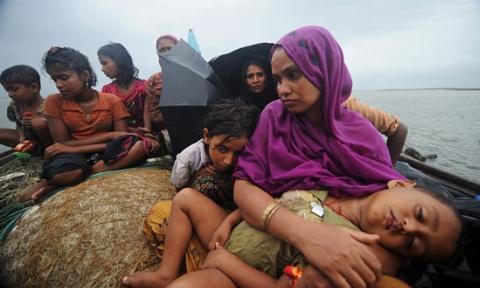 زنده زنده سوزاندن زن ها جلوی چشم میلیون ها انسان/غارت و تجاوز مسلمان ها وقتی رهبر کشورشان با جایزه صلح نوبل اش عکس یادگاری می گیرد/روزگار دردناک نسل کُشی در میانمار به روایت پرونده ویژه تی وی پلاس