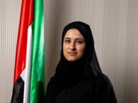 این دختر ایرانی وزیر علوم امارات شد/عکس