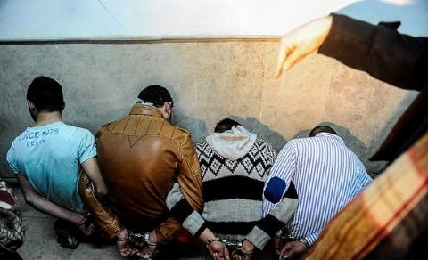 تجاوز گروهی چهار مرد ایرانی به زن 35 ساله در شب جشن تولدش