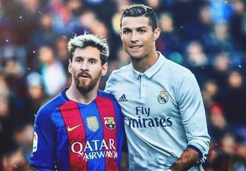 مقایسه سرعت رونالدو و مسی در FIFA 18