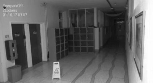 فیلم: جولان شبانه ارواح سرگردان در یک مدرسه قدیمی