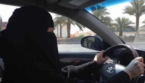 مرگ اولین راننده زن در عربستان