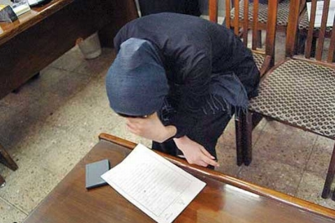 این دختر صیغه ای بعد از سه بار باردار شدن به کلانتری شمال تهران پناه برد