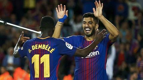 اسپورتینگ لیسبون ۰ - ۱ بارسلونا؛ پیروزی دشوار به لطف گل به خودی
