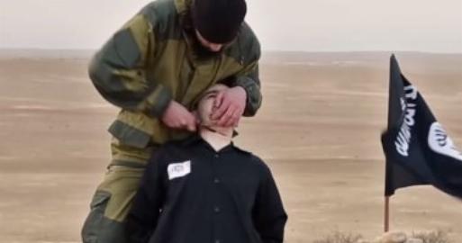 داعش با این چاقو سر قربانیانش و شهدایی مانند شهید حججی را بریده است
