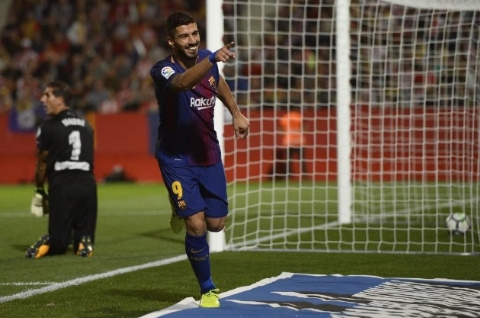 خیرونا ۰ - ۳ بارسلونا؛ ۳ امتیاز دیگر برای حفظ فاصله صدرنشین