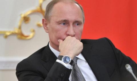 حرکت جالب پوتین در برابر یک دانشجوی احساساتی + فیلم