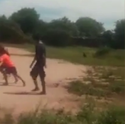 حمله موجودی عجیب به دختران نوجوان در آرژانتین + فیلم