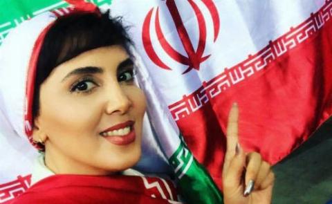 لیلا بلوکات: با تمام این دشمنی ها و حرف و حدیث ها کارم را پیش می برم/حضور خانم های ایرانی در استادیوم های ورزشی مگر اینکه در خواب اتفاق بیفتد!