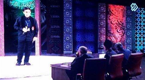 پخش برنامه استیج از تلویزیون ایران، این بار به سبک مداحی!