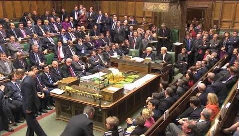 سوء استفاده جنسی در داخل پارلمان انگلیس! + فیلم