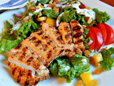 10 کیلوگرم کاهش وزن تنها در دو هفته با یک برنامه غذایی عالی و خوشمزه