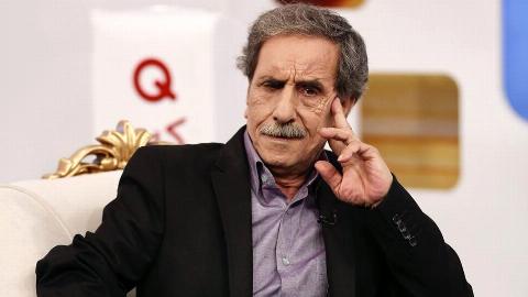 حرف های جنجالی محمود بصیری در تلویزیون / اگر شبیه بن لادن بودم تکلیفم چه بود؟