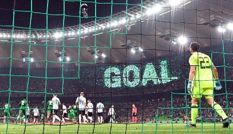 آرژانتین در دیداری دوستانه مقابل نیجریه ۴-۲ شکست خورد
