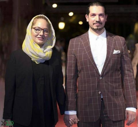 واکنش مهناز افشار به اتهامات وارده به همسرش یاسین | تی وی پلاس