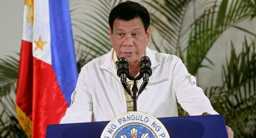 آقای رئیس جمهور دیوانه: همه معتادان کشور را می کُشم