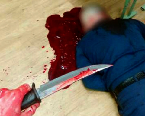 قتل و خودکشی فجیع با اره برقی در کلاس درس/ دانش آموز 18 ساله و معلم قربانیان جدید بازی نهنگ آبی