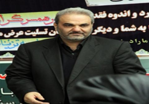 جواد رضویان و جواد خیابانی در حال جمع آوری کمکهای مردمی در شهرک غرب تهران + فیلم