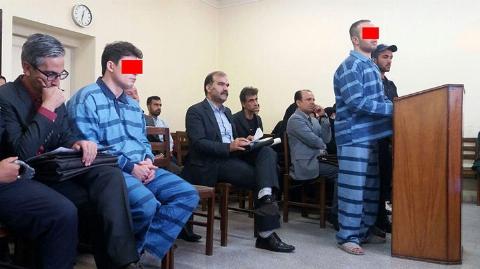 یک سیلی، دو جوان تهرانی را پای چوبه دار کشاند/محاکمه پسرعموهایی که در یک نزاع خیابانی قاتل شدند