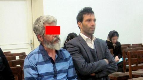 این مرد روانی همسرش را به زنجیر بست، شکنجه کرد و کُشت!/ جمشید بازداشت شد