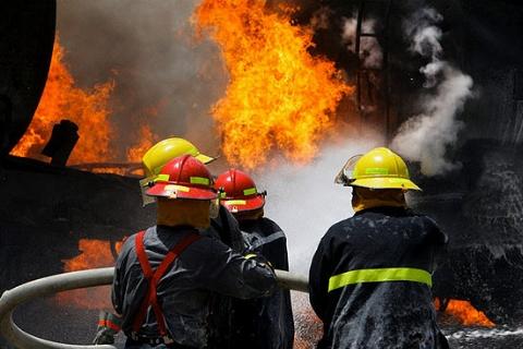 آتش سوزی وحشتناک و عامدانه یک خانواده را تا مرز مرگ برد