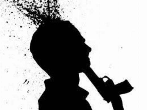 لحظه وحشتناک خودکشی مرد میانسال در لایو استریم فیسبوک + فیلم