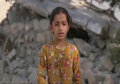 روایت لحظه وقوع زلزله از زبان کودکان زلزلهزده کرمانشاه + فیلم
