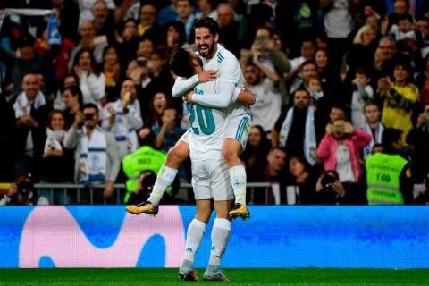 رئال مادرید ۳ - ۰ ایبار؛ صعود شاگردان زیدان به رده سوم