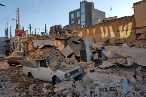 اقدام عجیب شرکت توریستی: تور زلزله گردی به مقصد سرپل ذهاب!