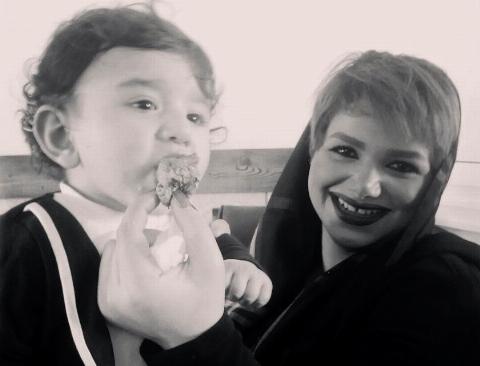 علت بازداشت و دستگیری مادر اهورا