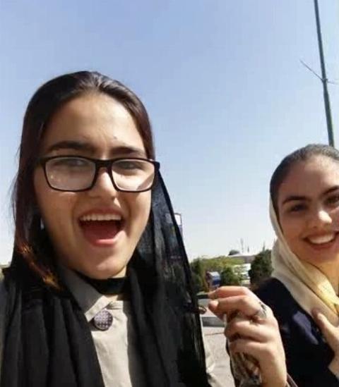 آخرین فیلم دختران اصفهانی قبل از خودکشی خبرساز