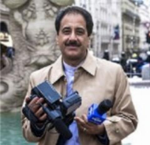 وقتی زور پلیس ایتالیا به حمید معصومی نژاد نرسید+ فیلم