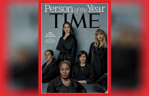 ماجرای عکس مرموز جلد مجله تایم/ این دست برای کیست؟