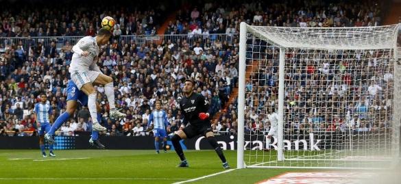 رئال مادرید ۳ - ۲ مالاگا؛ پیروزی نفس گیر شاگردان زیدان
