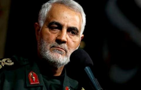 فوری: سردار سلیمانی، هدف اصلی ترور اسرائیلی ها