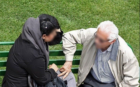 واکنش دخترهای تهرانی به پیشنهاد دوستی مردهای سن بالای میلیاردر: شوگرددی ها دنبال پلنگ ها هستند/ این آدم ها ضعف جنسی دارند/ اسکرین شات تقدیم می کند