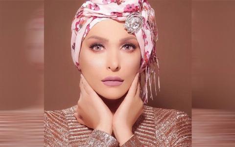 عکس: خواننده زن مشهور توبه کرد و مسلمان شد
