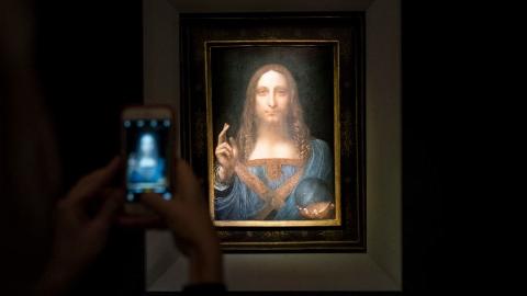 نام خریدار گران قیمت تابلوی نقاشی دنیا فاش شد/ منجی جهان به موزه لوور ابوظبی میرود