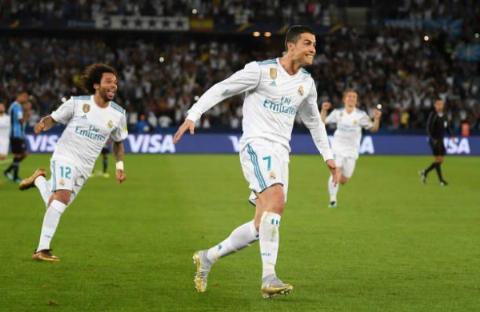 رئال مادرید ۱ - ۰ گرمیو؛ سومین جام فصل برای کهکشانی ها