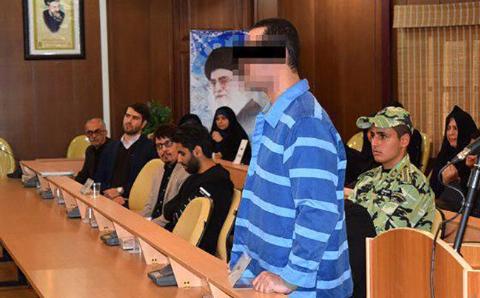 اظهارنظر وقیحانه قاتل اهورای دو ساله در دادگاه
