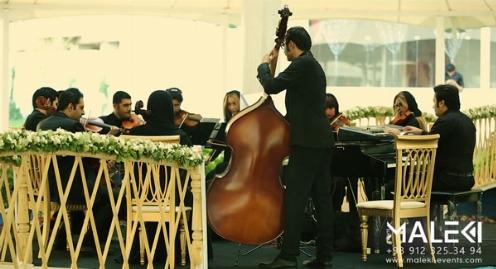 لوکس ترین عروسی های ایران در این باغ رویایی و حیرت انگیز اتفاق می افتد/گروه تشریفات ملکی تقدیم می کند