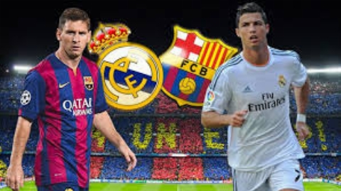 رختکن دو تیم رئال مادرید و بارسلونا قبل از الکلاسیکو/فیلم