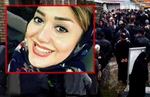 قتل دلخراش زن 25 ساله زیبا در پارتی شبانه