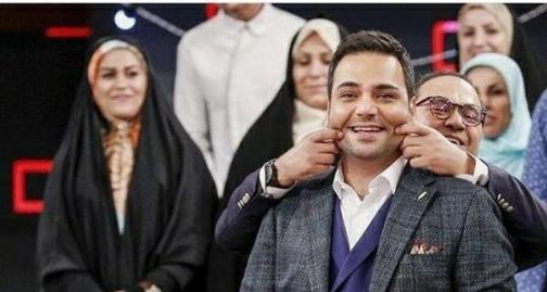 لقب جدید مجری ماه عسل/ واکنش دور از انتظار احسان علیخانی به شوخی های سریال لیسانسه ها