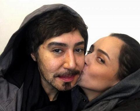 تغییر جنسیت بازیگر زن ایرانی و ریش گذاشتن در یک نمایش، سوژه داغ فضای مجازی/ نسیم ادبی: مرد درونم را پیدا کردم/ تئاتر آبی مایل به صورتی در گزارش اختصاصی تی وی پلاس