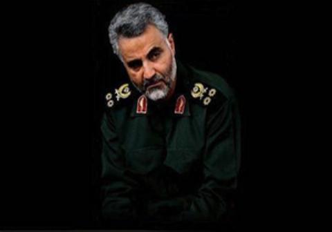 واکنش سردار سلیمانی به آتش زدن پرچم ایران در اغتشاشات اخیر +فیلم