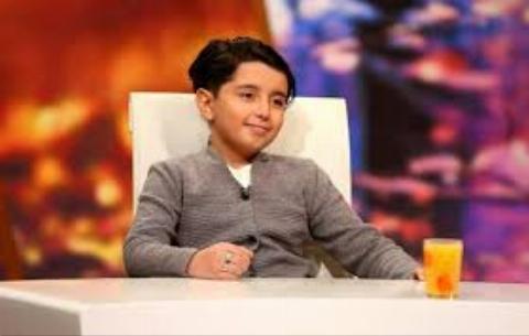 انتقاد تند از رضا رشیدپور به خاطر سوءاستفاده از پسربچه نابغه