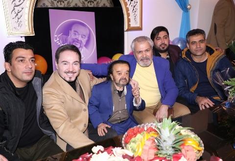 جشن تولد پر حاشیه بازیگری که سیگارفروشی اش در خیابان های تهران صدای مردم را درآورد: به دروغ گفتند مریض است و نمی تواند بازی کند/ اسدلله یکتا میزبان هنرمندان شد